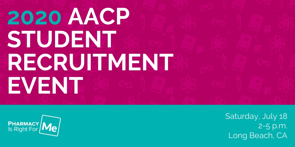 2020 AACP Student Recruitment Event
