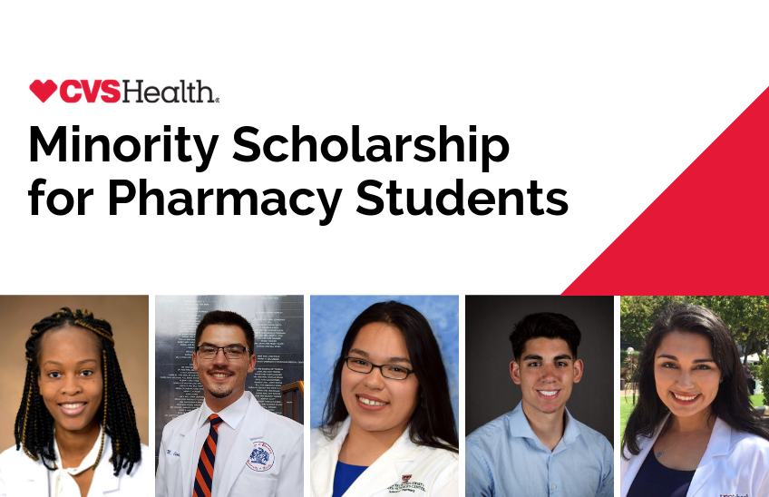 CVS Minority Scholarship Announcement