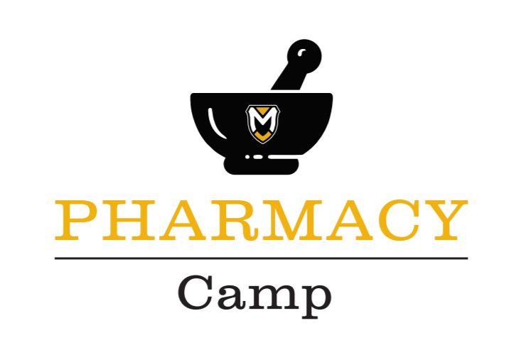 Pharmacy Camp Logo