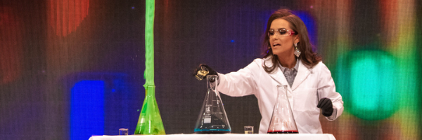 Cooking Up Science with Camille Schrier