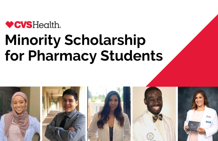 2020 CVS Health Minority Scholarship for Pharmacy Students Winners Announced - SMALL
